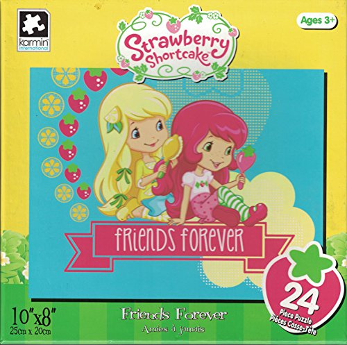 Strawberry Shortcake 24 Piece Puzzle (10
