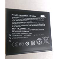 MORESALES Battery Compatible for Nokia RM983 RM984 RM985 Lumia- 830 (BV-L4A)
