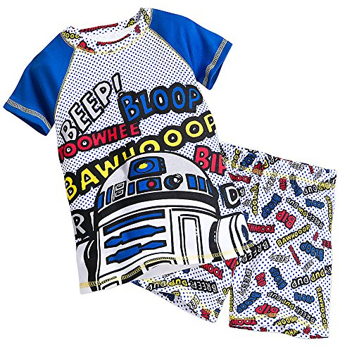 Star Wars R2 D2 Pajamas Short