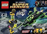 LEGO Superheroes Green Lantern vs. Sinestro 76025 Exclusive To This Set -Green Lantern, Space Batman and Sinestro Order Now! With E-book Gift@