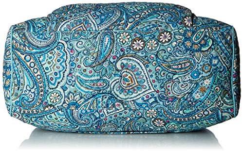 Vera Bradley Women's Signature Cotton Weekender Travel Bag
