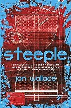 Steeple (Kenstibec Book 2) by [Wallace, Jon]