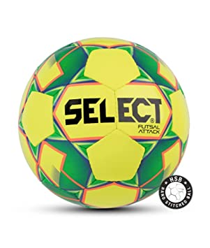 Select Attack - Balón de fútbol para Adulto, Unisex, Color ...