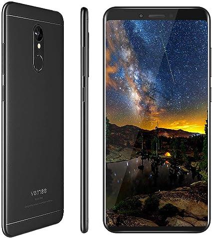 Vernee M6 Smartphone 4G de Pantalla Grande 5.7 Pulgadas, Cámara Dual 16MP+13MP, (4GB RAM 64GB Memoria Interna), Octa-Core 1.5GHz, Móviles Libres Buenos, Dual SIM: Amazon.es: Electrónica