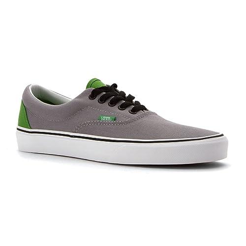 Zapatos grises Vans Era infantiles 6IEGZ5RK