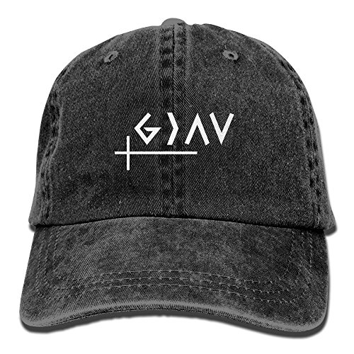 God Is Greater Than The Highs And Lows Unisex Adjustable Cotton Denim Hat Washed Retro Gym Hat FS&DMhcap Cap Hat