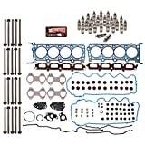 Evergreen HSHBLF8-21200 Lifter Replacement Kit fits 04-06 Ford Expedition F Series Lincoln 5.4 TRITON Head Gasket Set, Head Bolts, Lifters
