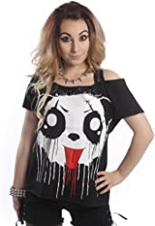 Killer Panda KP Breakup Cute Kawaii Personaggio Divertente