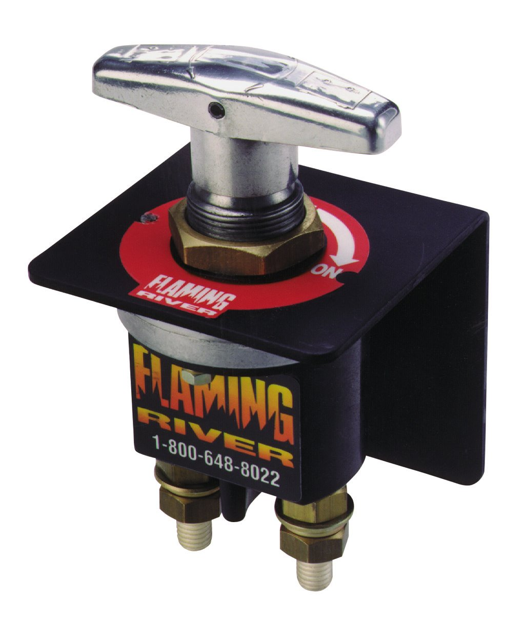Flaming River FR1003 Battery Disconnect Big Switch