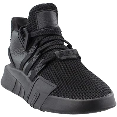 best website 04be1 56570 adidas Mens EQT Basketball ADV Casual Athletic  Sneakers Black