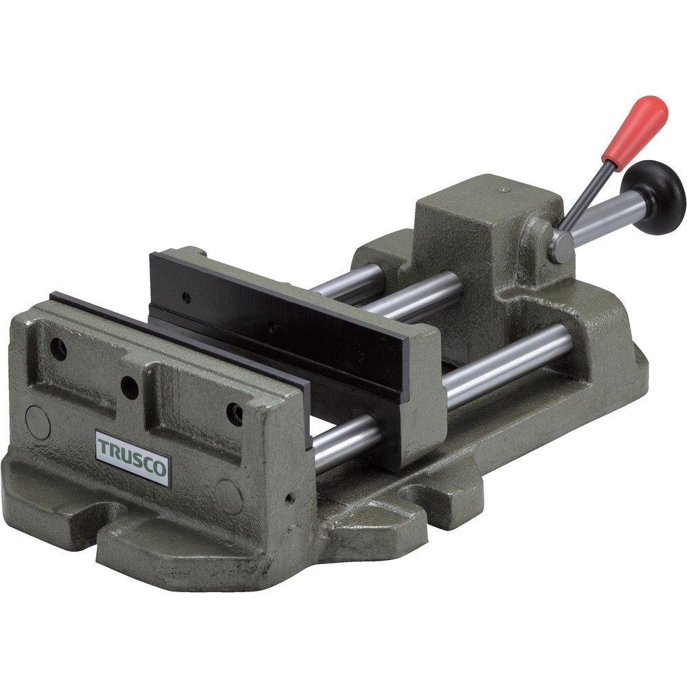 TRUSCO クイックグリップバイス(F型)200mm B002A5W4XO