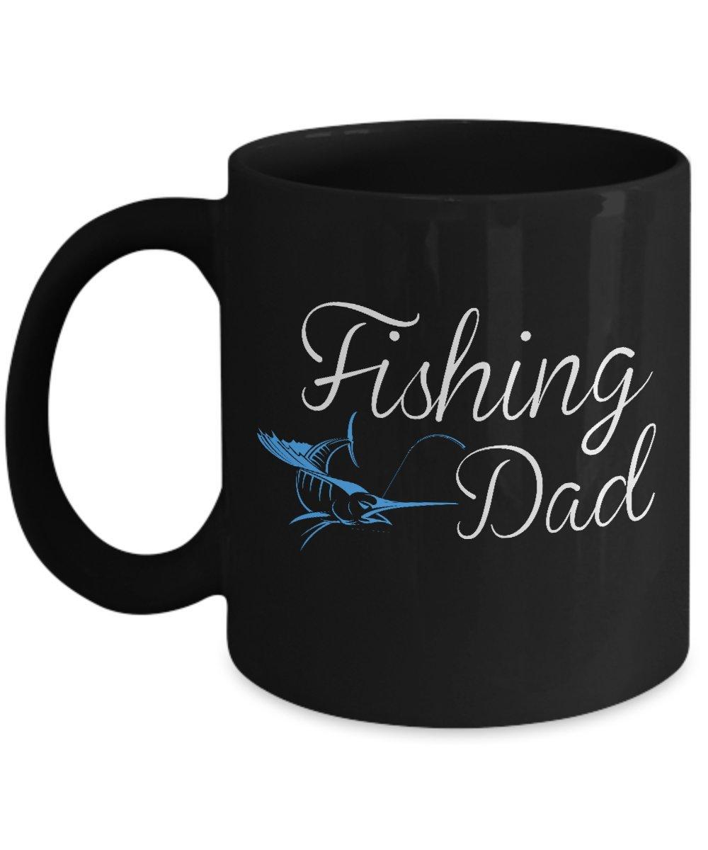 釣りDad mug-fishing Dadコーヒーmug-fishing Dadギフト   B01N7KUWJ8