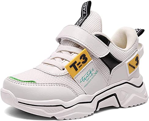 Niño Zapatillas Unisex Niños Moda Zapatos de Baloncesto Running ...