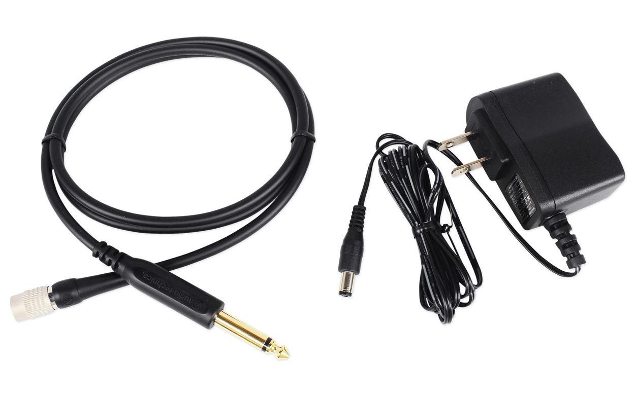 Amazon.com: Audio Technica ATW-901/G System 9 Wireless Instrument System+Samson Headphones: Musical Instruments