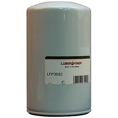 Luber-finer LFP3582 Heavy Duty Oil Filter: Automotive