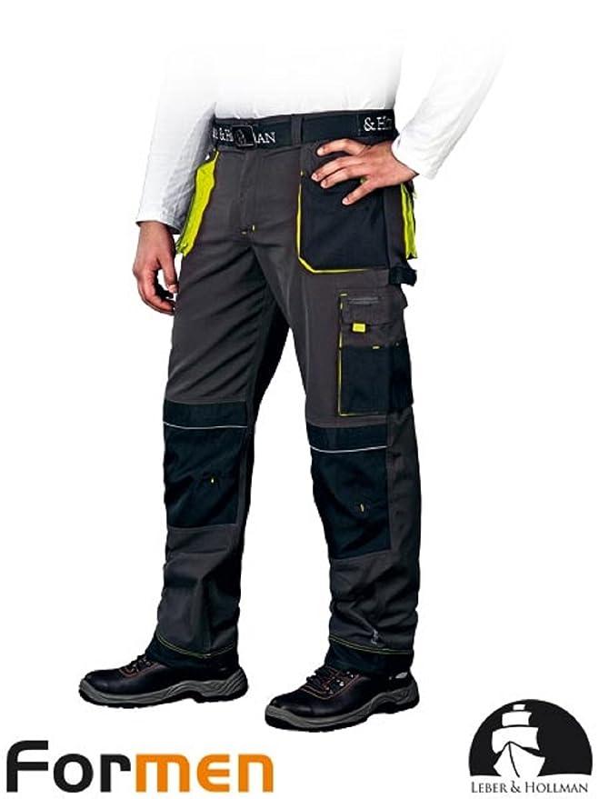 46-62 Arbeitsschutzhose Berufsbekleidung Sicherheitshose Schutzhose Hose Arbeitsschutzbekleidung Arbeitshose Leber/&Hollman Gr