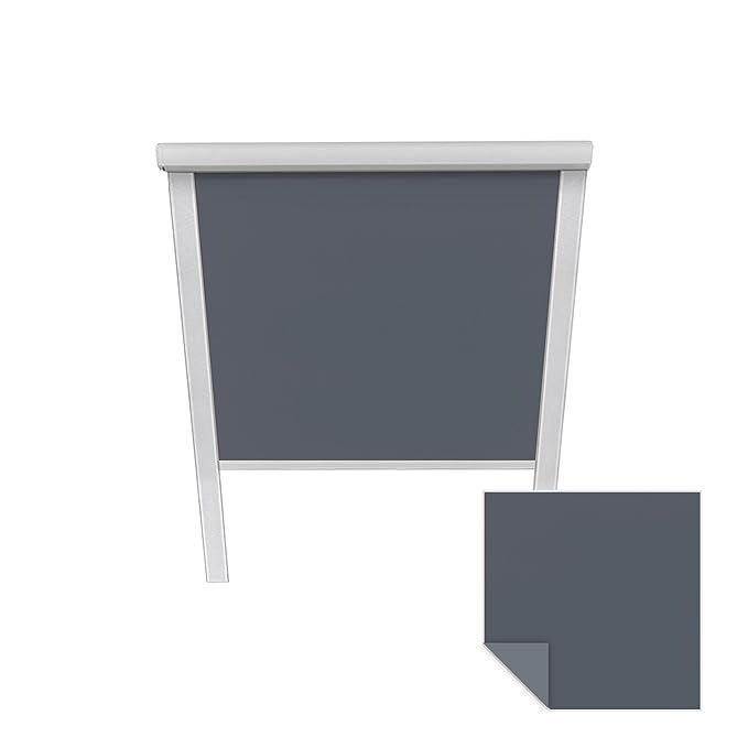 Velux GGU GPU GHU silber-grau Dachfensterrollo Verdunkelungsrollo Thermo f