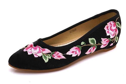 30de3025a00 Lazutom - Zapatillas de Vestir para Mujer