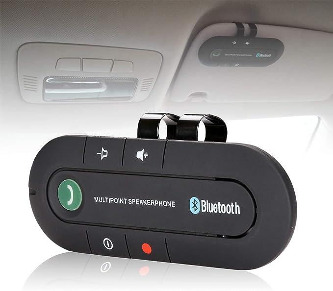 Wolketon Bluetooth Freisprecheinrichtung Kfz Elektronik