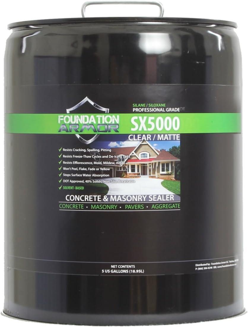 Foundation Armor SX5000