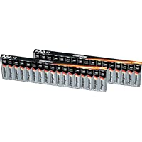 34-Pack Energizer MAX AAA Batteries