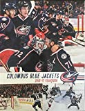 COLUMBUS BLUE JACKETS YEARBOOK