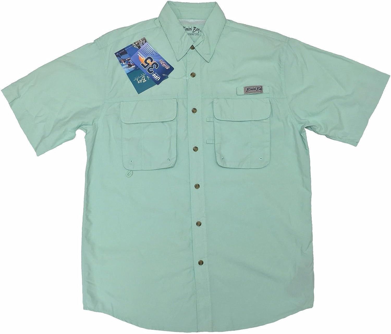 Bimini Bay Outfitters Mens Bimini Flats III Quick Dri Shirt