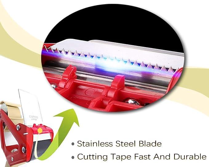 Dispensador de cinta adhesiva Elepa Tape de 2 pulgadas de ancho ...