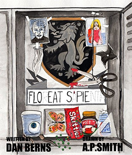 - Flo Eats Pie - A Schoolboy's Guide to Revenge on Bullies: The Illustrated Edition