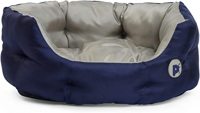 Amazon Com Petface Outdoor Paws Oval Bed For Dog Xl Xl Pet Supplies
