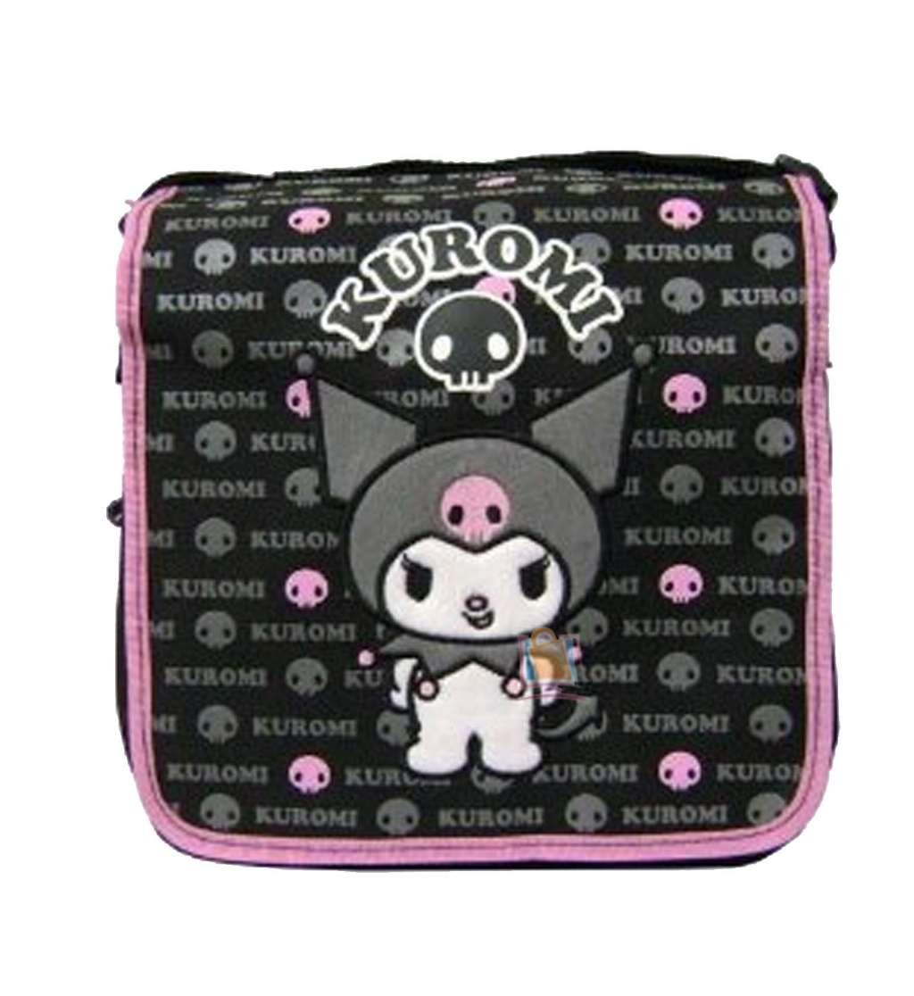 6fb24c05aa Amazon.com  Hello Kitty Kuromi 12