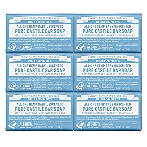 Dr. Bronner's Pure-Castile Bar Soap – ...