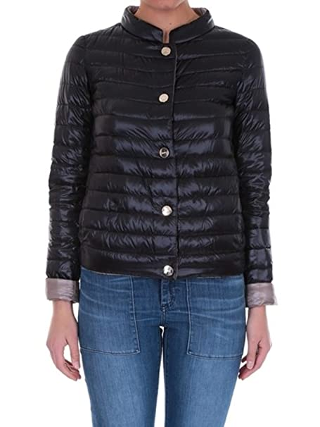 Herno giacca donna trapuntata leggera in piuma reversibile