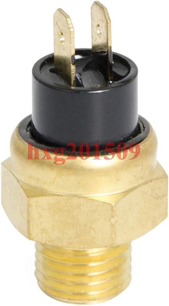 1.5mm Temperatura di commutazione Si Adatta Ventola del radiatore for Le Parti KTM Husaberg Husqvarna Engine Radiatore sensore Temperatura Acqua 2//4 Stroke NO LOGO 1pc M14