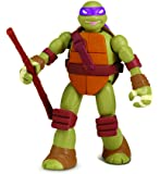 Tortues Ninja - 5577 - Figurine Animation Transformable - Mix N' Match - Donnie - 12 cm