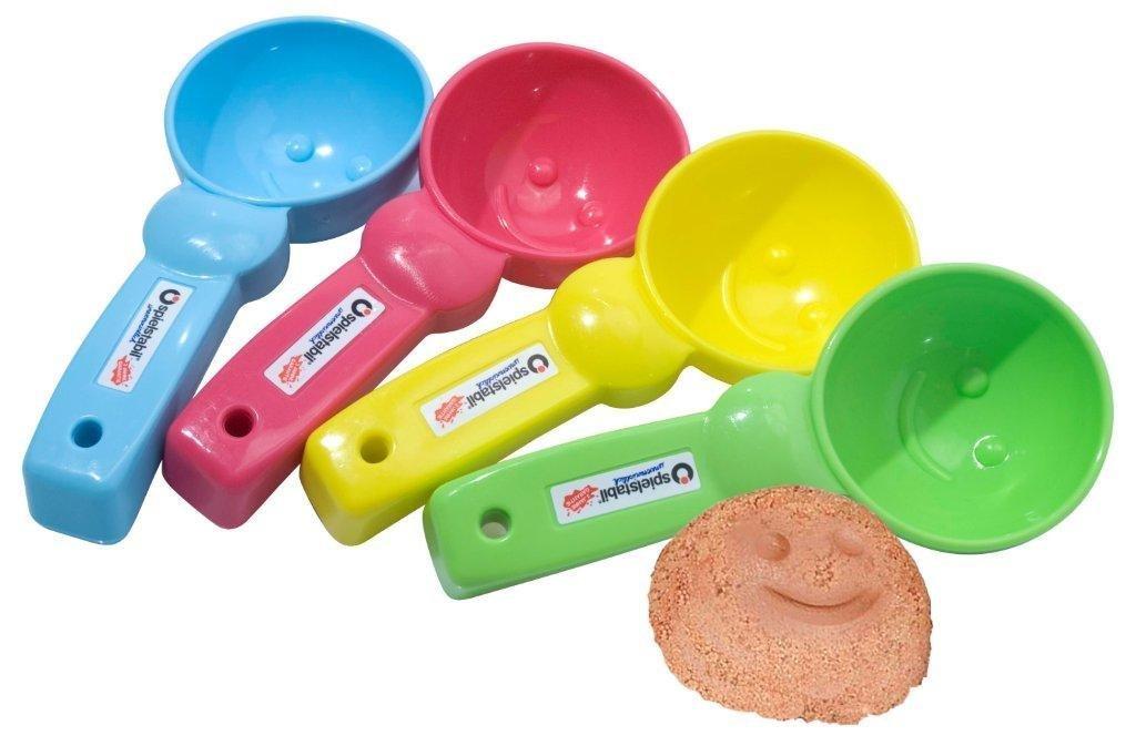 Spielstabil Eis-Duo und Spielstabil Eis-Löffel - Sandkasten Spielzeug