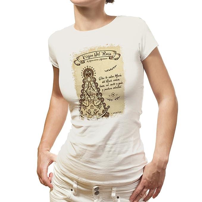 Edipubli Almonte Camiseta España Salve Virgen Albero Rocio Del 3AjqR54L