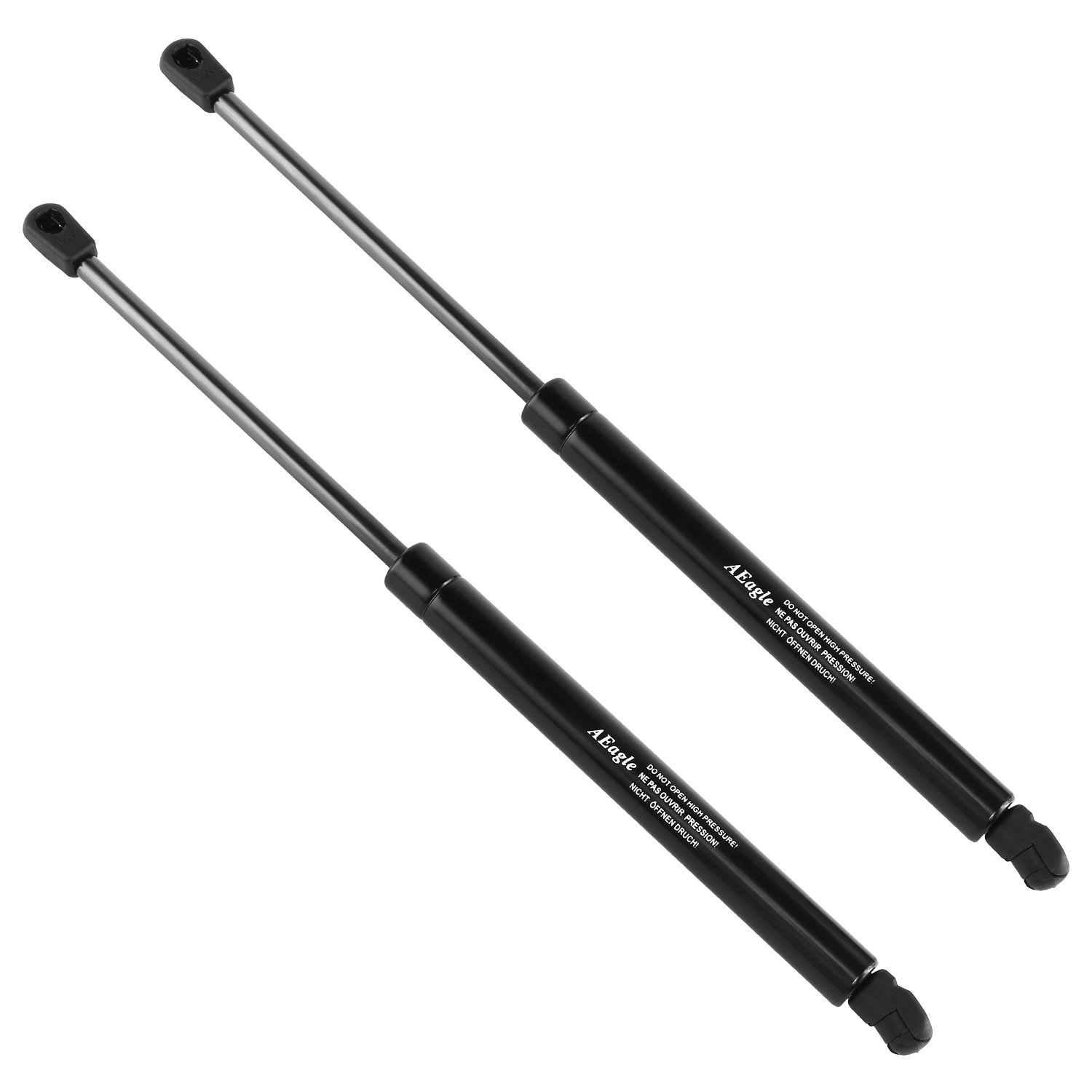 Front Hood Lift Supports Gas Springs Shocks Struts for 2002-2007 Jeep Liberty 4366 SG314037 AEagle