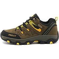 BOTEMAN Zapatillas de Senderismo para Mujer Zapatillas de Trekking para Hombre Botas de Montaña Transpirable…