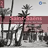 Music - Saint-Sa�ns: Piano Concertos 1-5 / Wedding Cake Caprice-Valse / Africa Fantaisie