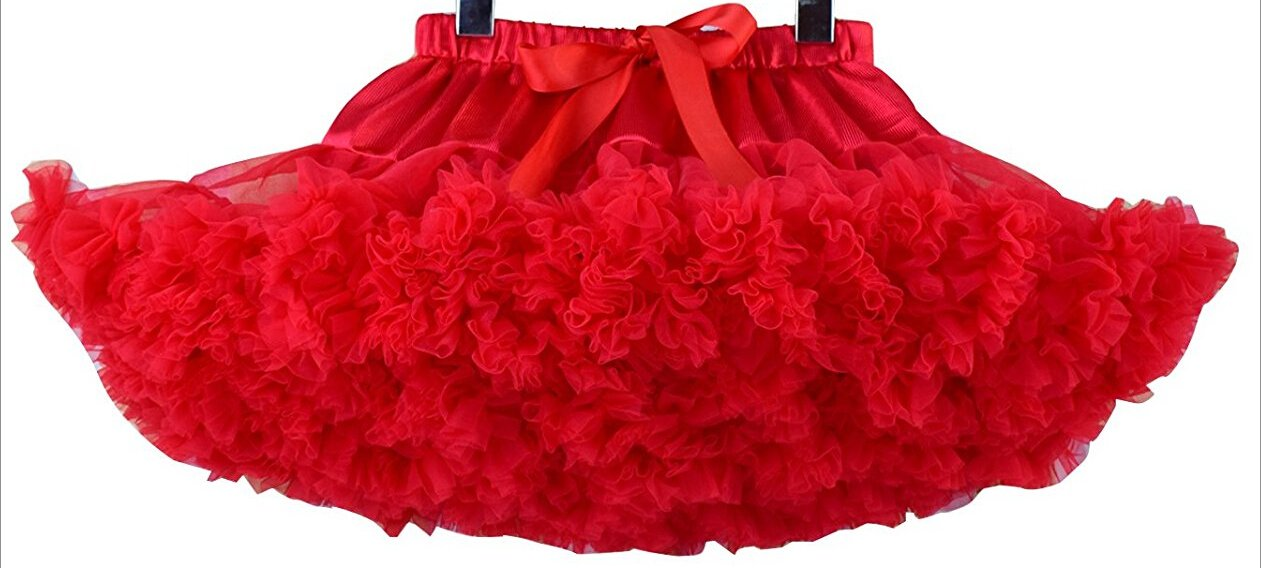 Soudoog Baby Girl's Solid Color Dance Tutu Discoball Pettiskirt Layered  Ruffle Chiffon Dress Ballet Dance Skirt Size 2-10T S-L: Amazon.co.uk:  Clothing