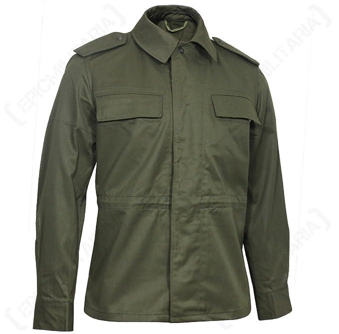 Ans Bdu Chaqueta táctica para hombre, diseño militar, estilo vintage: Amazon.es: Ropa y accesorios