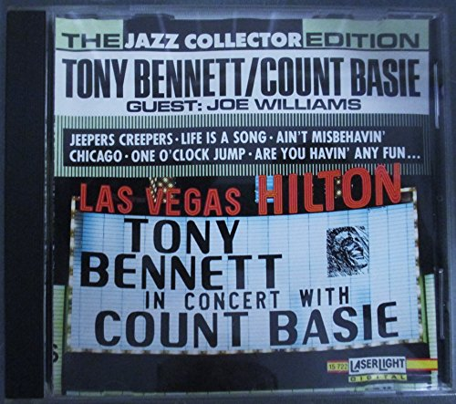 Count Basie - The Jazz Collector Edition Tony Bennett With Count Basie - Zortam Music