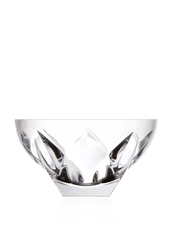 10 RCR 25255020006 Ninphea Crystal Centrepiece Bowl