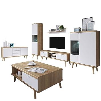 Mirjan24 Wohnzimmer Primo I, Elegantes Wohnzimmer-Set im ...