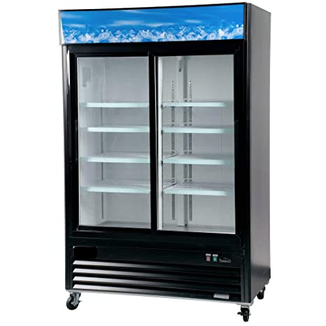 Amazon Alpha Chef Equipment Commercial Display Refrigerator
