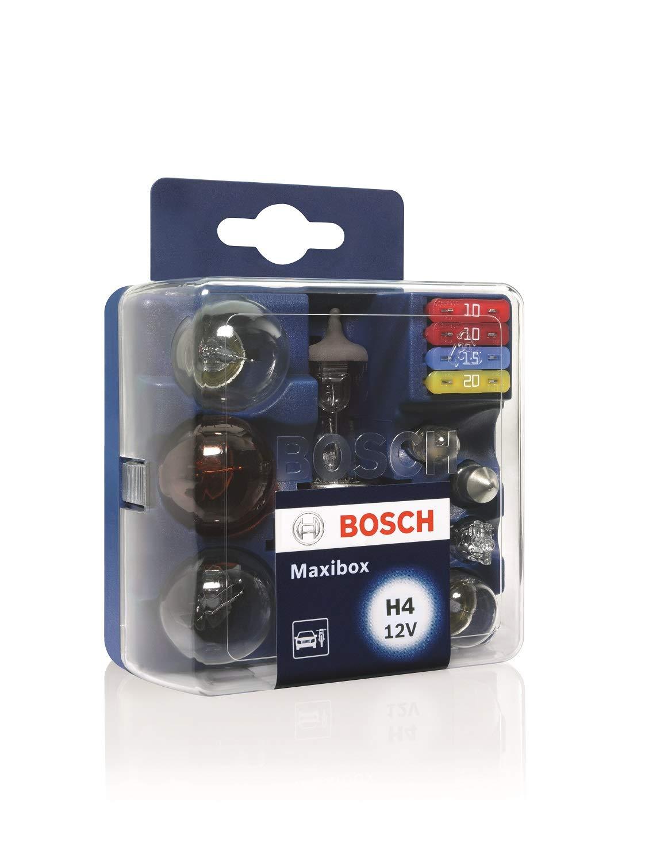 Bosch Bombillas 1987301111/Maxibox H4