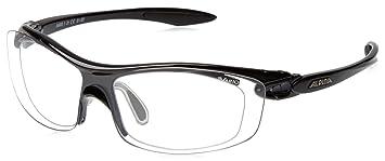 Alpina PSO Twist Four VL Sportbrille Schwarz wuB9Mtc0g