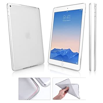 FUNDA GEL TRANSPARENTE PARA IPAD MINI 1, 2 RETINA Y 3 ...