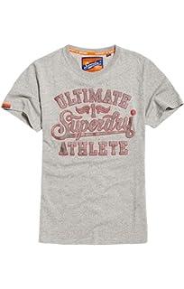 95446da56ddcf Superdry Men s Shirt Shop Feeder Tee Kniited Tank Top  Amazon.co.uk ...